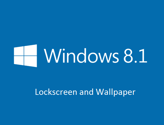 Setting Lockscreen And Wallpaper Based On Resolution For Windows 81